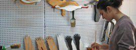 Tienda de Artesanía en Madera