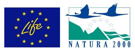 Logo oficial Programa Life y Red Natura 2000